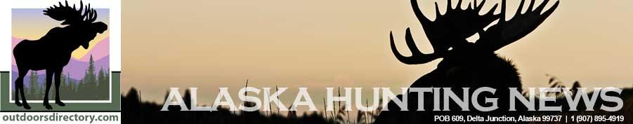 Alaska Hunting News