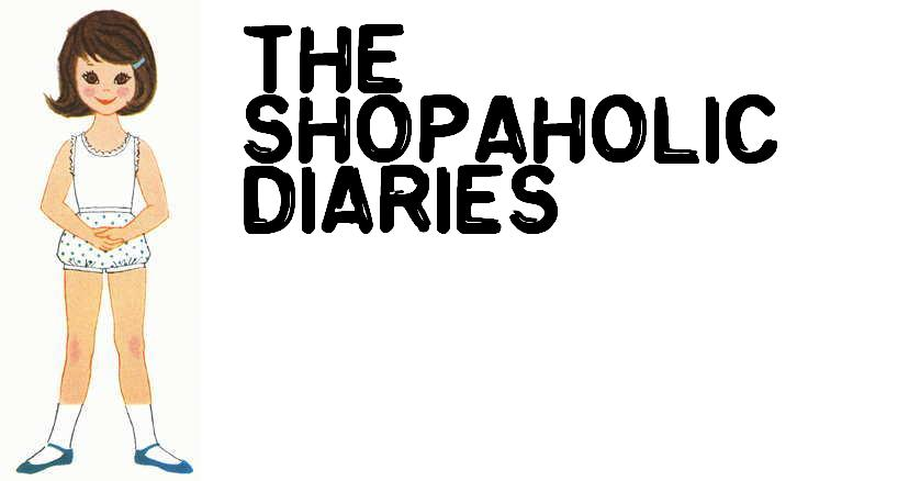 The Shopaholic Diaries