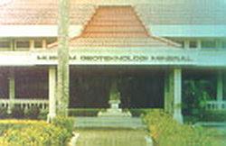 Museum geoteknologi mineral upn &;veteran&; yogyakarta