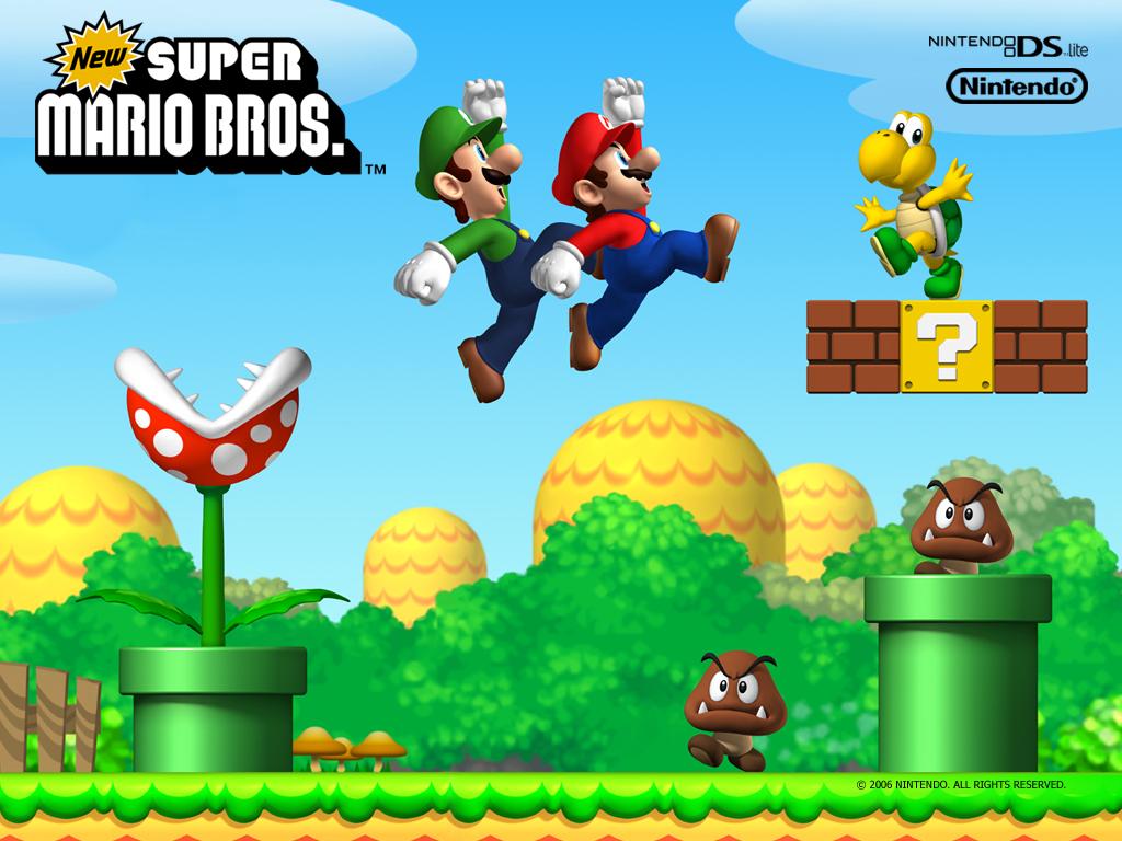 Normalt Super Mario Ikke Længere En Af De Mest Awesome Spil