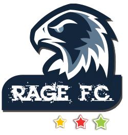 Rage, Logo de Hattrick