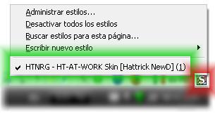 Hattrick en el trabajo