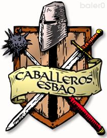 Logo de Hattrick, Caballeros ESBAO