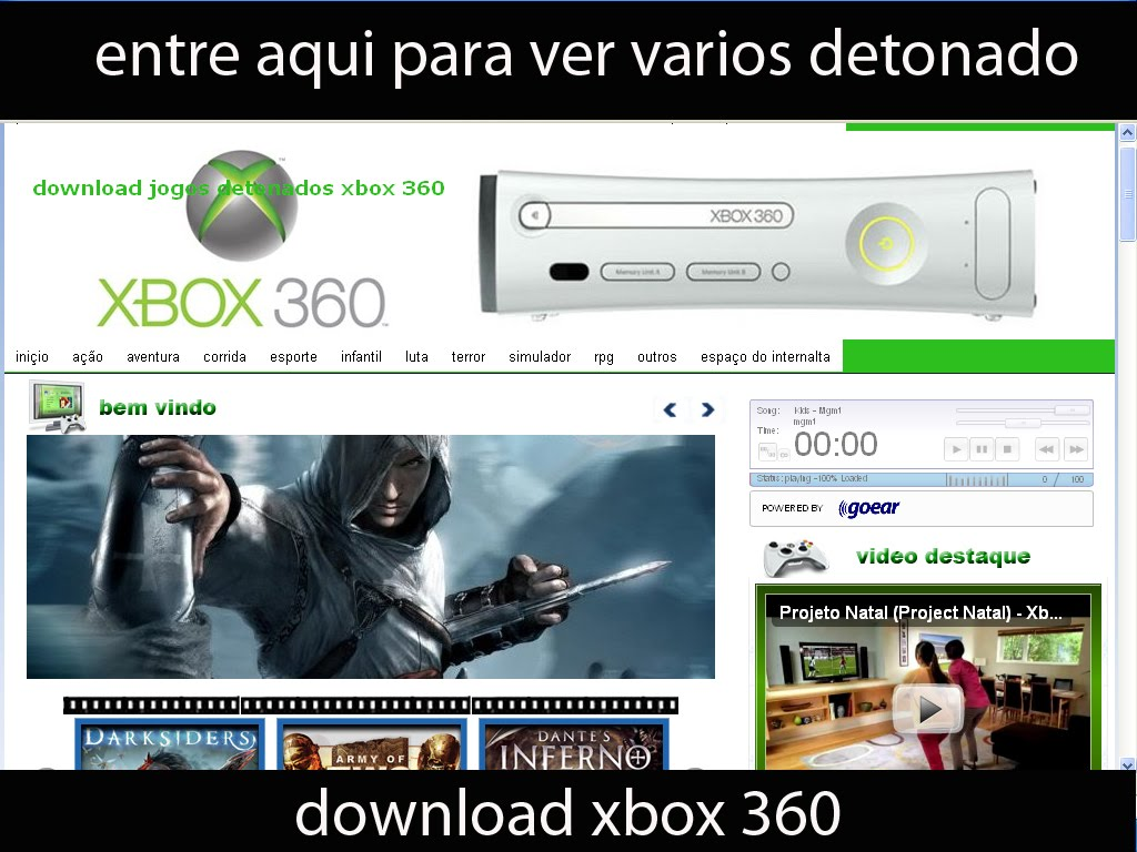 download detonados xbox 360