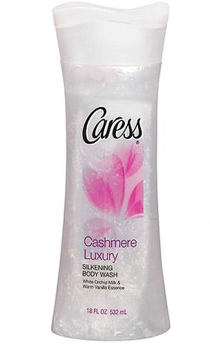 Caress Cashmere Luxury w  White Orchid Milk  amp  Vanilla Body WashCaress Body Wash Cashmere Luxury