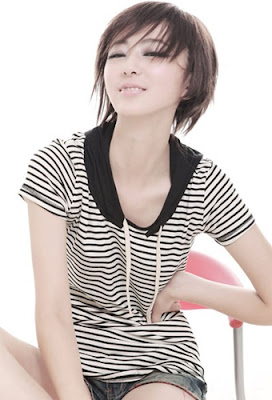 甜美系張雨薇 - 日本全日空 2010形象大使 甜美系張雨薇