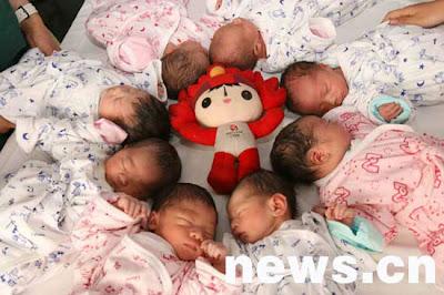 八胞胎 - 加州八胞胎