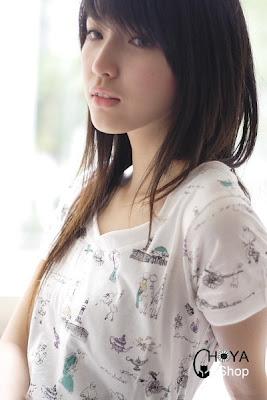 2010網路十大正妹第六名--台大五姬之首,有著暱稱「國企匡」的陳匡怡
