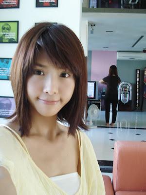 2010網路十大正妹第十名--綽號珍奶的詹乃蓁