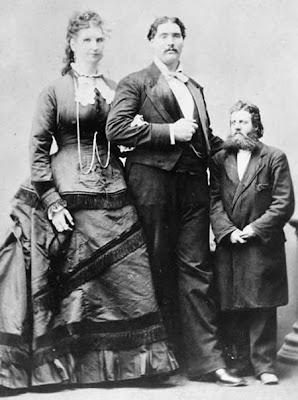 十大奇特夫妻 - 世界上體型最大的夫婦