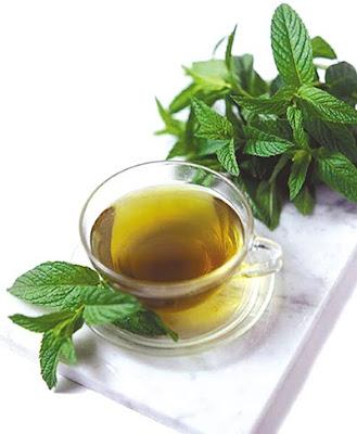 綠茶裡含有的兒茶素,可能會有預防流感的效果