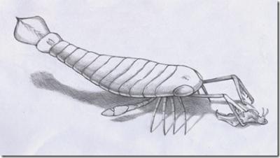 古海底巨蠍