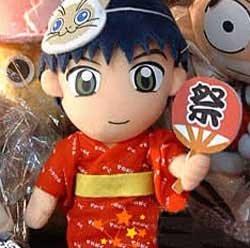 7種不能帶走的紀念品 - 4.日本神社傳統娃娃