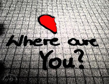 where oure you?