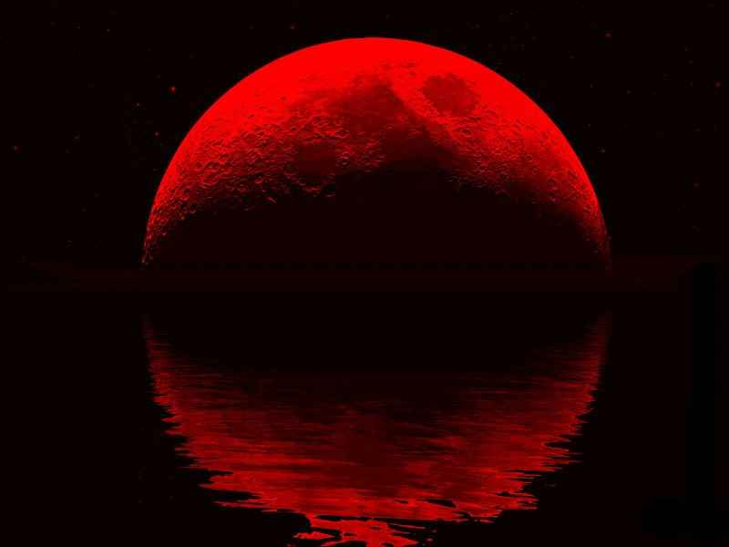 full moon is often referred to as the full hunter s moon blood moon ...