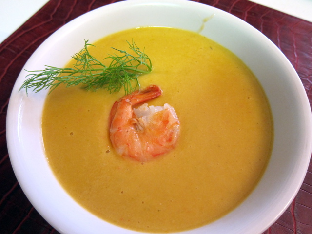 Rustic Shrimp Bisque – A Soup Worth Waiting For | The Blog That Ate ...