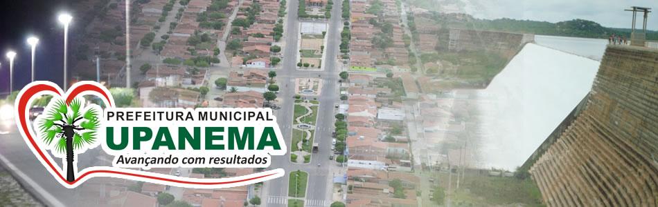 PREFEITURA MUNICIPAL DE UPANEMA