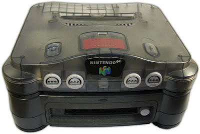 Nintendo 64 Photo