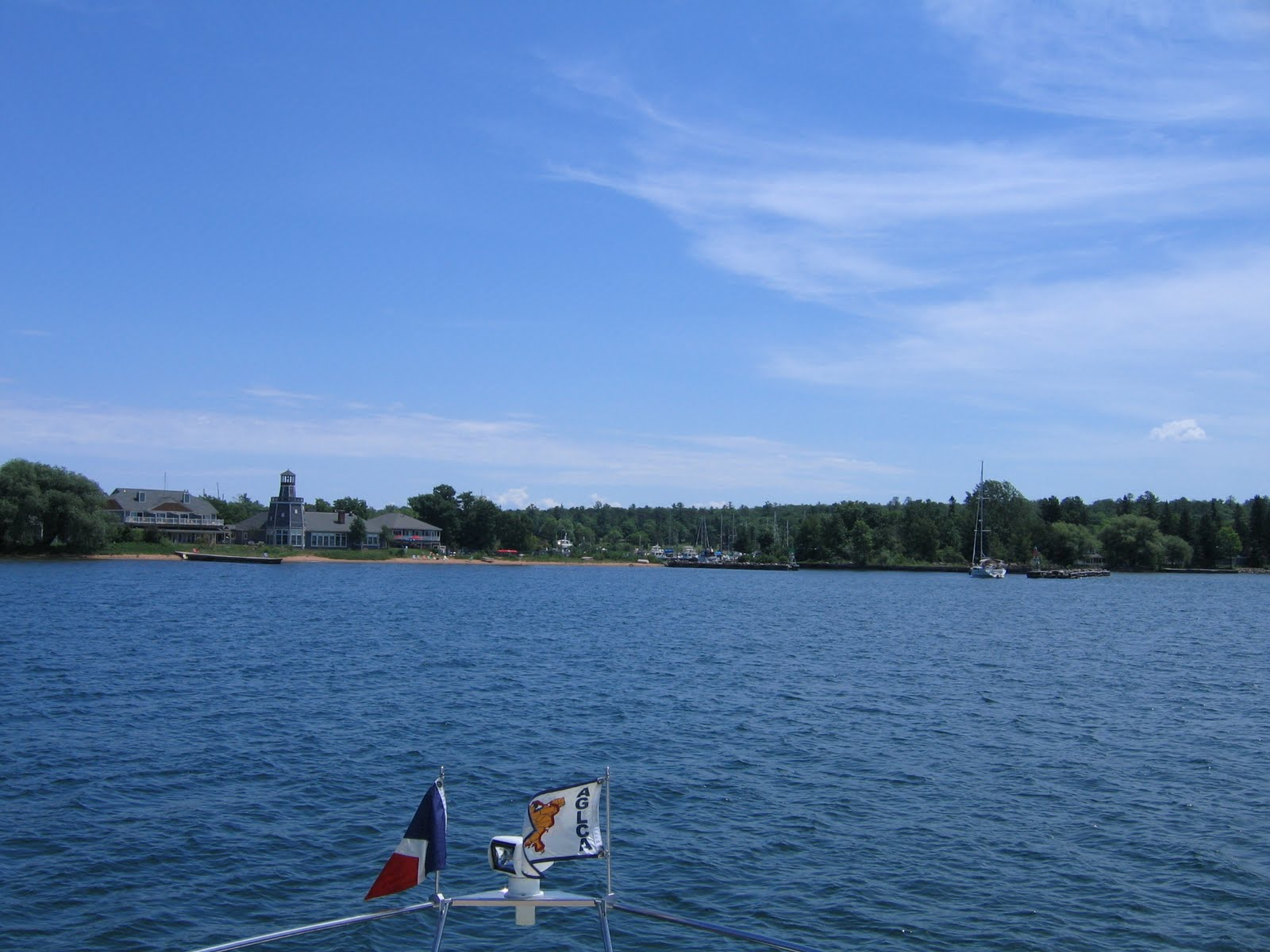 Madeline Island Weather Radar