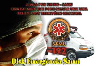 Disk SAMU