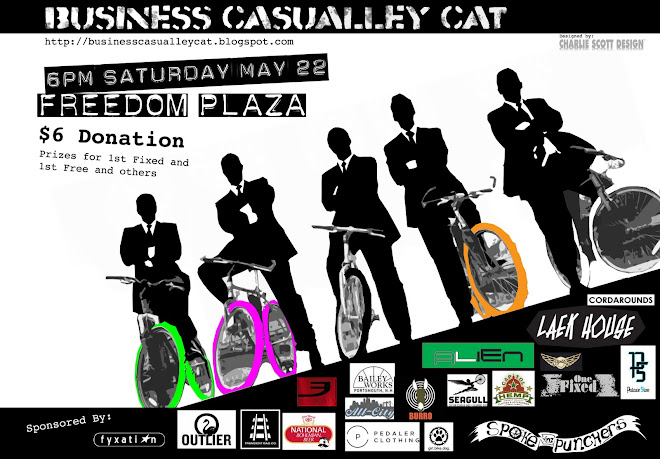 Business Casualley Cat