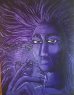 Painting/Drawing Purpleabsinthe