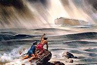 10 Fakta Mengejutkan Banjir Nabi Nuh [ www.BlogApaAja.com ]