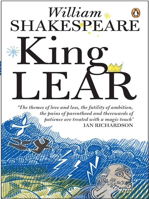 an analysis of the parallels in king lear a play by william shakespeare Sources casey, francis king lear by william shakespeare johannesburg: macmillan, 1986 grothe, joel william shakespeare's king lear.