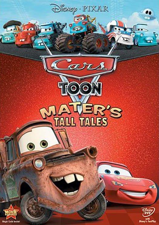 Cars Toon Maters Tall Tales รวมฮิตวีรกรรมของเมเทอร์ HD 2010