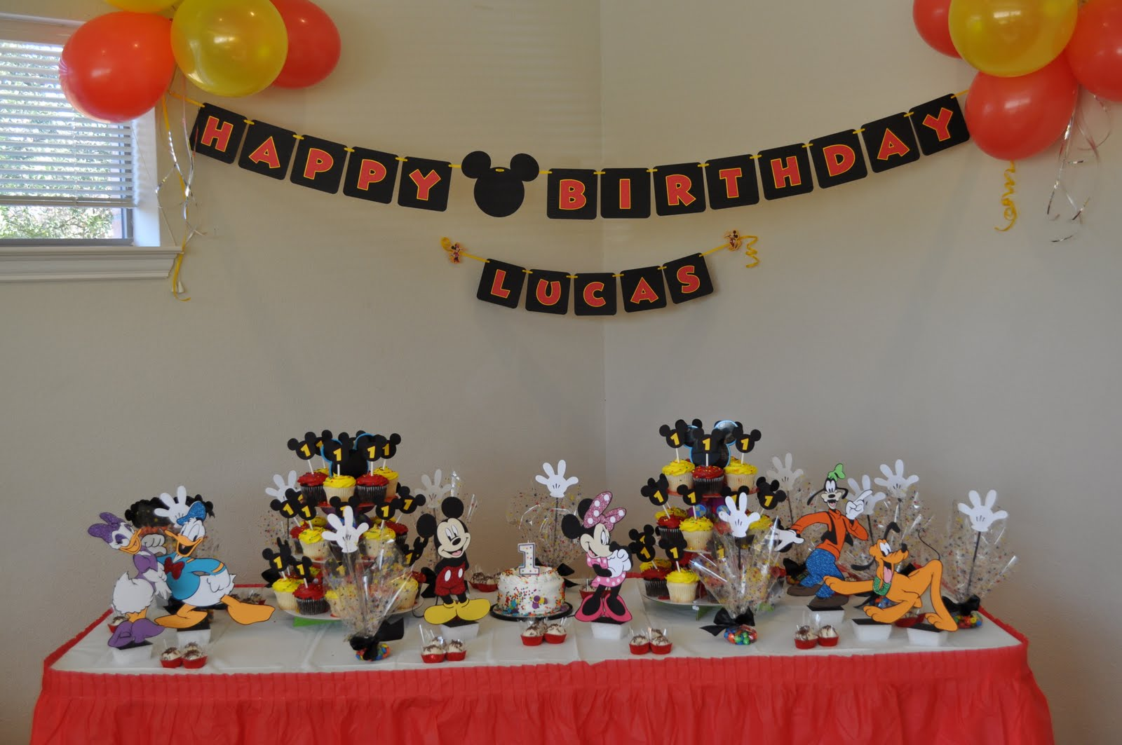 Tx Scrapper Mom: Mickey Mouse Clubhouse Birthday