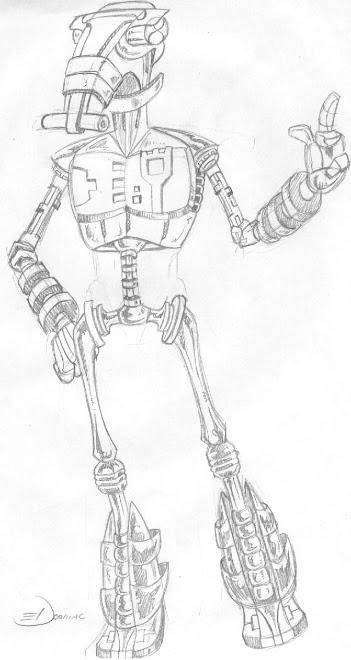 Concept robô