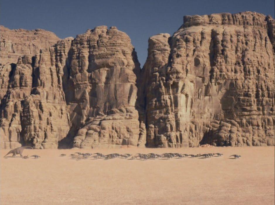 Dinossauros e pterossauros dinossauro 2000 for Cabine disney forte deserto