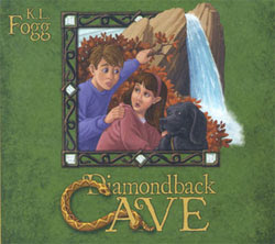 Diamondback Cave by K.L. Fogg