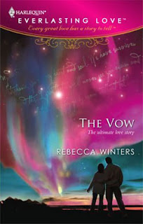 The Vow by Rebecca Winters