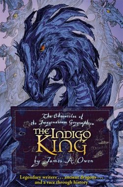 The Indigo King by James A Owen