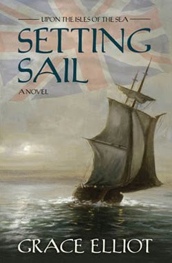 Upon the Isles of the Sea: Setting Sail by Grace Elliot