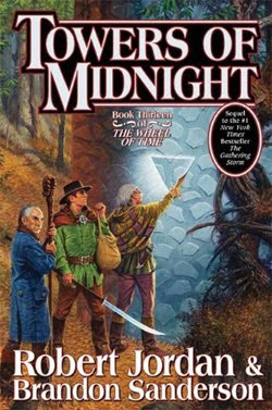 Towers of Midnight by Robert Jordan & Brandon Sanderson