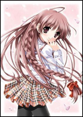 anime girl icon