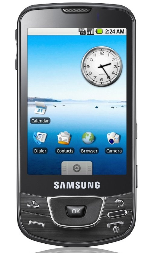 samsung android mobile phone googlephone