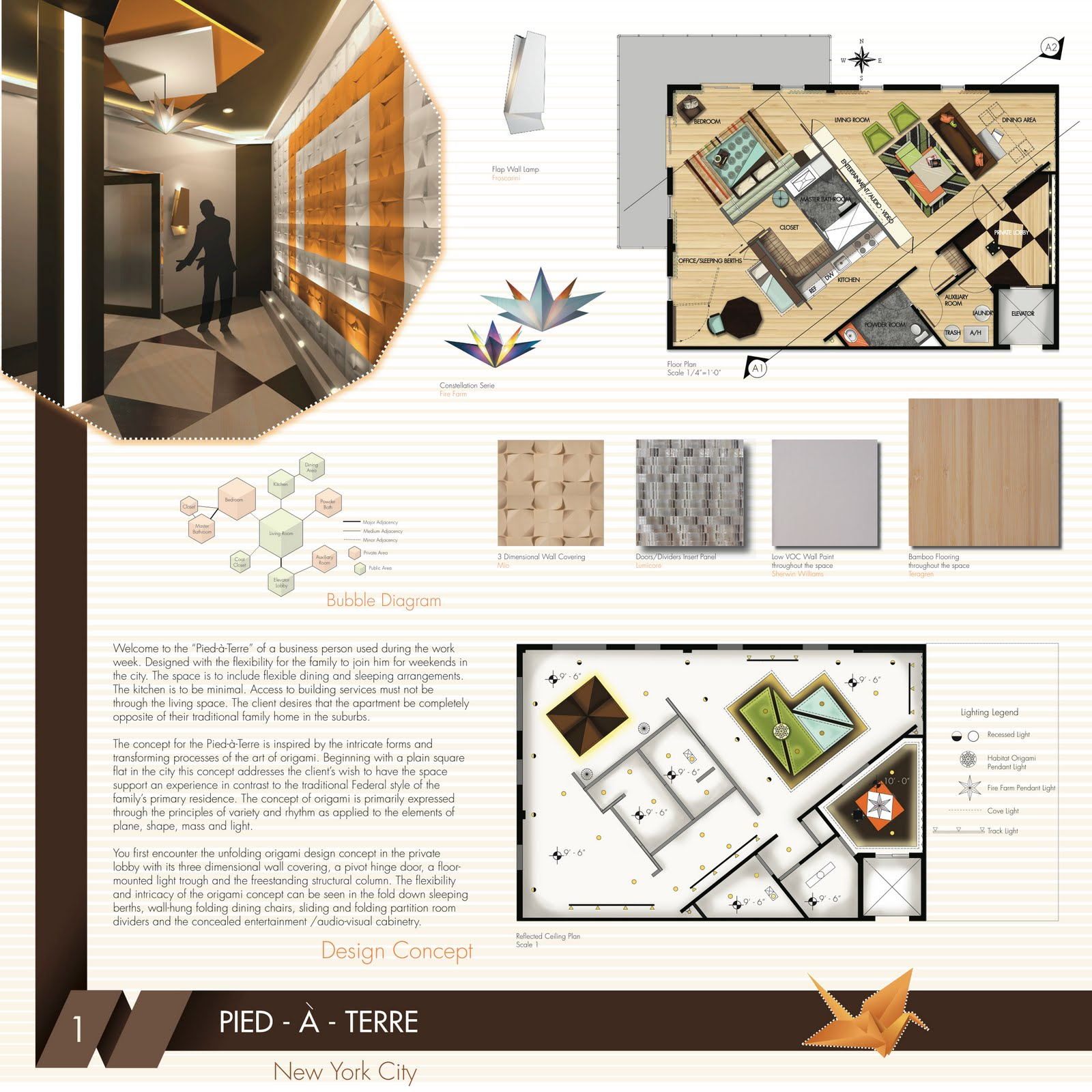 Interior Design Competition