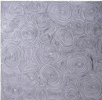 Contoh karya nirmana berupa garis ekspresif garis dibentuk tanpa