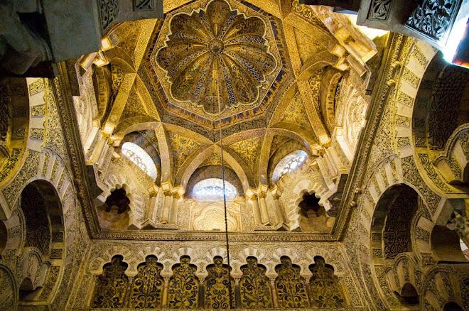 Trabalho de Ourives! - Mesquita de Córdoba, Córdoba, Espanha