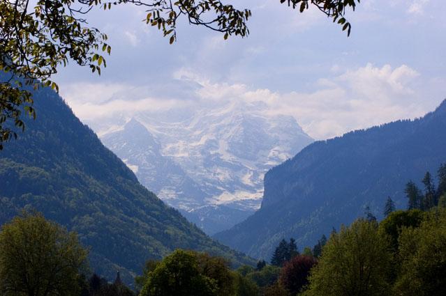 Um vislumbre do Paraíso - Interlaken, Suiça