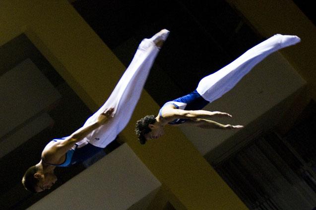 Os Senhores dos Céus - Gala Gímnica Almada 2008