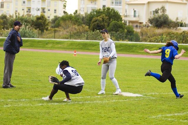 A Jogada - Softbol, Lobas de Abrantes x Académica de Coimbra