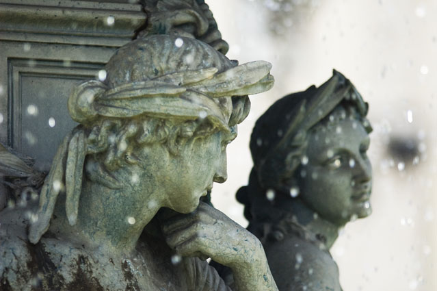Estatuária de Lisboa, Rossio