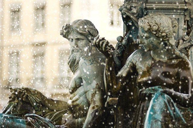 Sim, estou a falar contigo! - Estatuária de Lisboa, Rossio II
