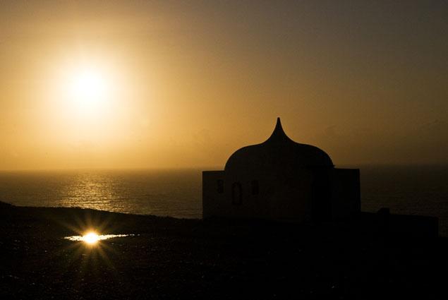 Ermida da Memória, Cabo Espichel, Sesimbra