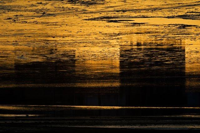 Reflexos da urbe - Baía do Seixal
