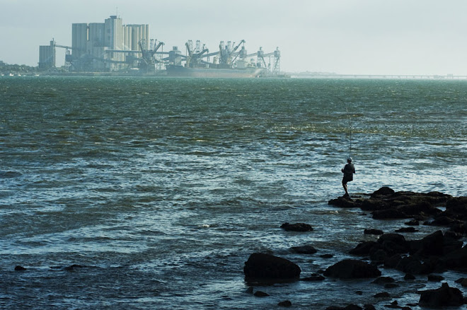 À pesca - Lisboa